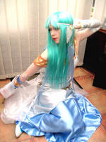Ninian cosplay 2 by TheBlindProphetess