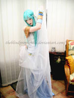 Ninian cosplay 4 by TheBlindProphetess