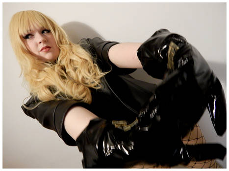 Black Canary Cosplay 1