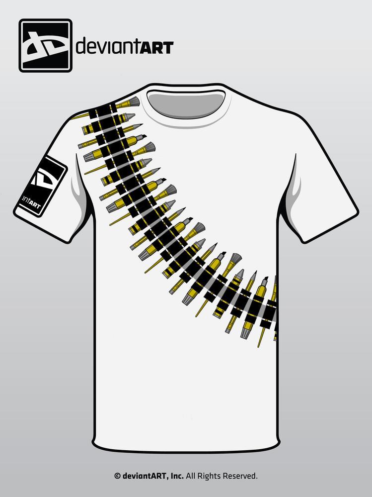 Artistic Ammunition 2 by lancerXshinobi