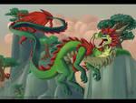Jade Cloud Serpent
