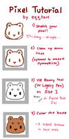 Pixel Icon Tutorial by eqqtart