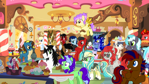 Where Everypony Knows Your Name