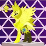 Homeworld Gems - Yellow Diamond