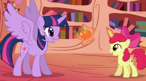 Alicorn Bloom Magic Lesson