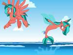 Ripple Effect (Movie Sea Pony Style)