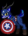 Marvelsonas - Captain Equestria