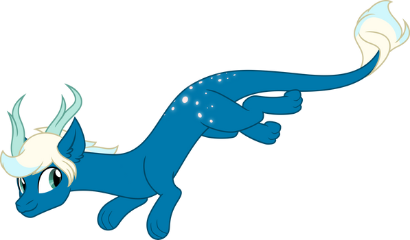 Cosmo the Space Dragon (TG Style)