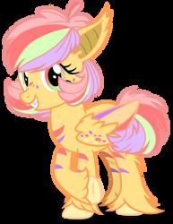 Sweet Tooth the Vampirebat Pony (Patreward)