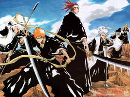 Soul Reapers by SoulSociety26
