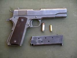 M1911 by avitar270