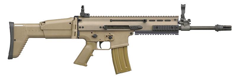 FN SCAR by avitar270