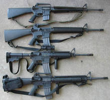 M16 Family by avitar270