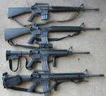 M16 Family