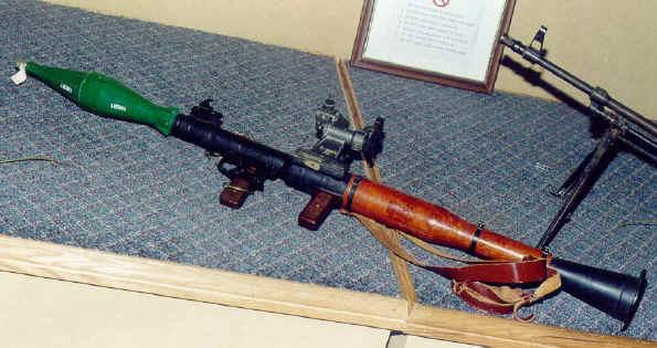 RPG-7 by avitar270