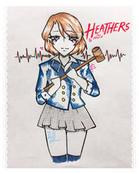 Veronica Sawyer from Heathers