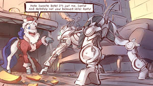 Sweetiebot - Ho-ho-ho - 3 by IcyChamber