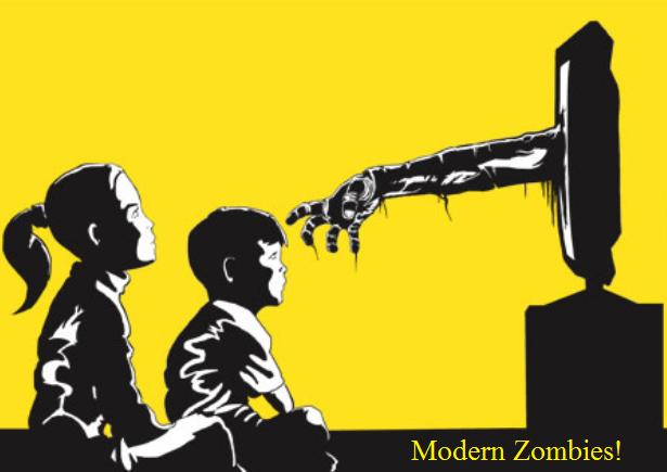 Infowars: Modern Zombies by Dandin-of-Redwall