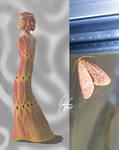 Moth Series 11-The Jewel