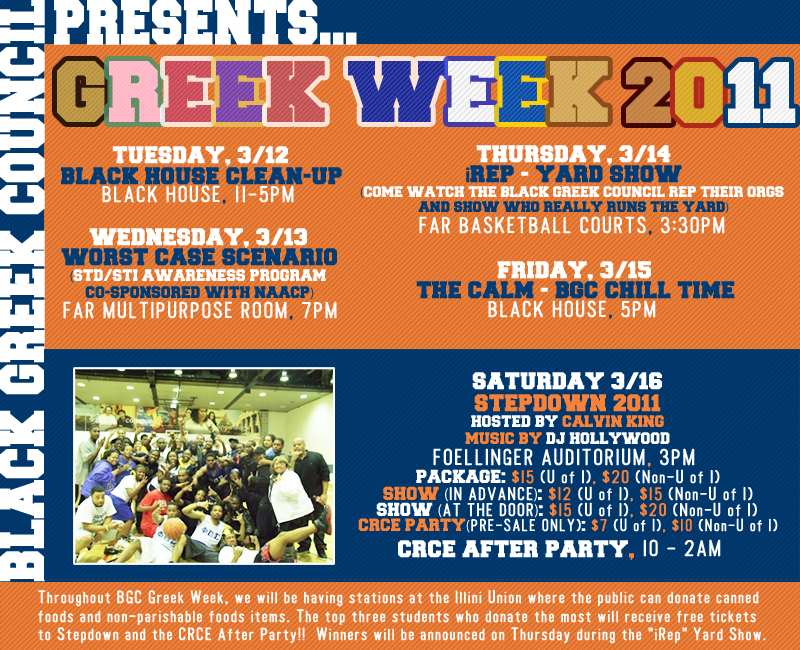 greek week flyer by autumnsayshello