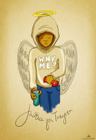 Justice for Trayvon Martin by autumnsayshello