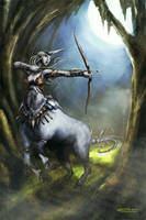 .unicorn.warrior. by InmortalKhan