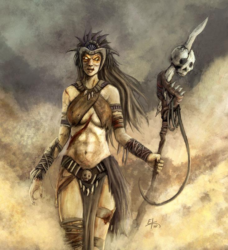online shaman
