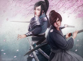 Musha Shugyo by InmortalKhan