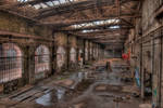 Fabrikhalle HDR