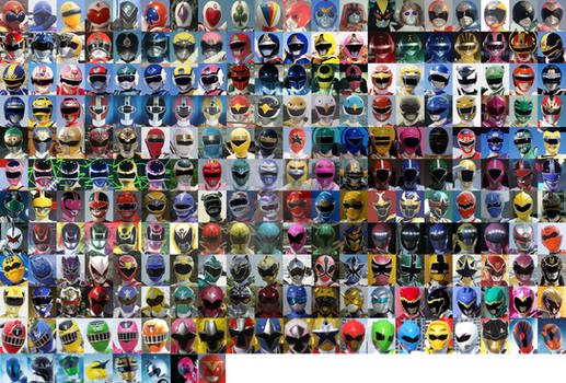 super sentai all characters 2