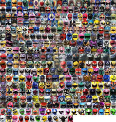 super sentai all characters 4