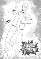 Martin Mystery by yohansachith