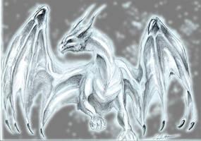 Chrono Dragon by LiquidDragonN