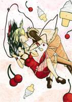 Cherry-Vanilla by ABShii