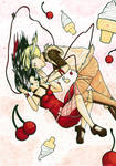 Cherry-Vanilla