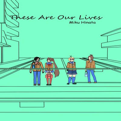 These Are Our Lives cover 2019