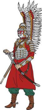 PolandBall Hussar