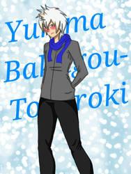 BNHA 2nd Gen OC: Bakugou-Todoroki Yukima by MultiGuinivere