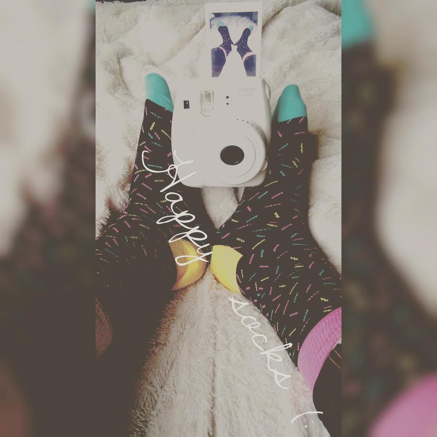 happy socks by danya0626