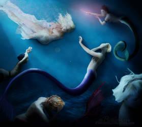 Witnesses Unto Foam (The Little Mermaid)