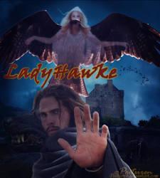 My Tribute to Ladyhawke - nostalgia photomanip.