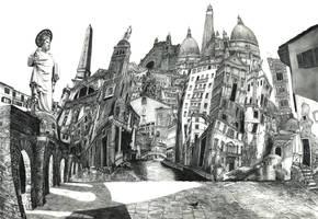 The Unknown City ::FINAL:: by DavidSadler