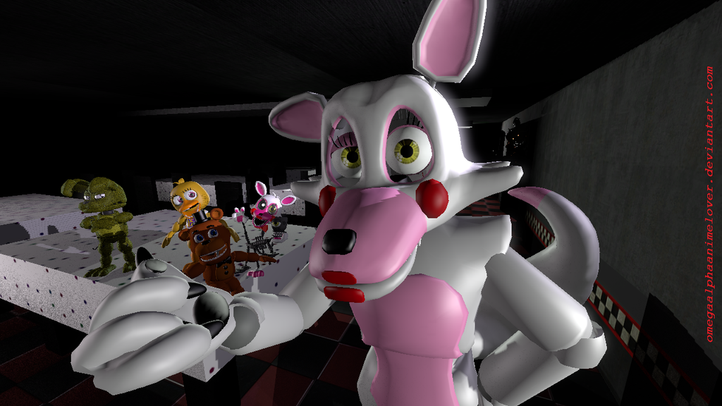 Do I Have To Take Care of These Beasts? (SFM/FNAF) by