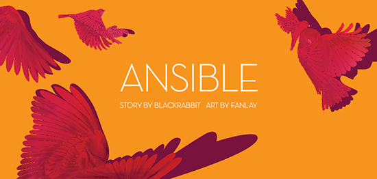 Ansible banner by fanlay