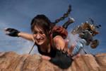 Tomb Raider III   Nevada cutscene