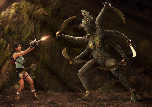 Tomb Raider III | India | Temple Ruins