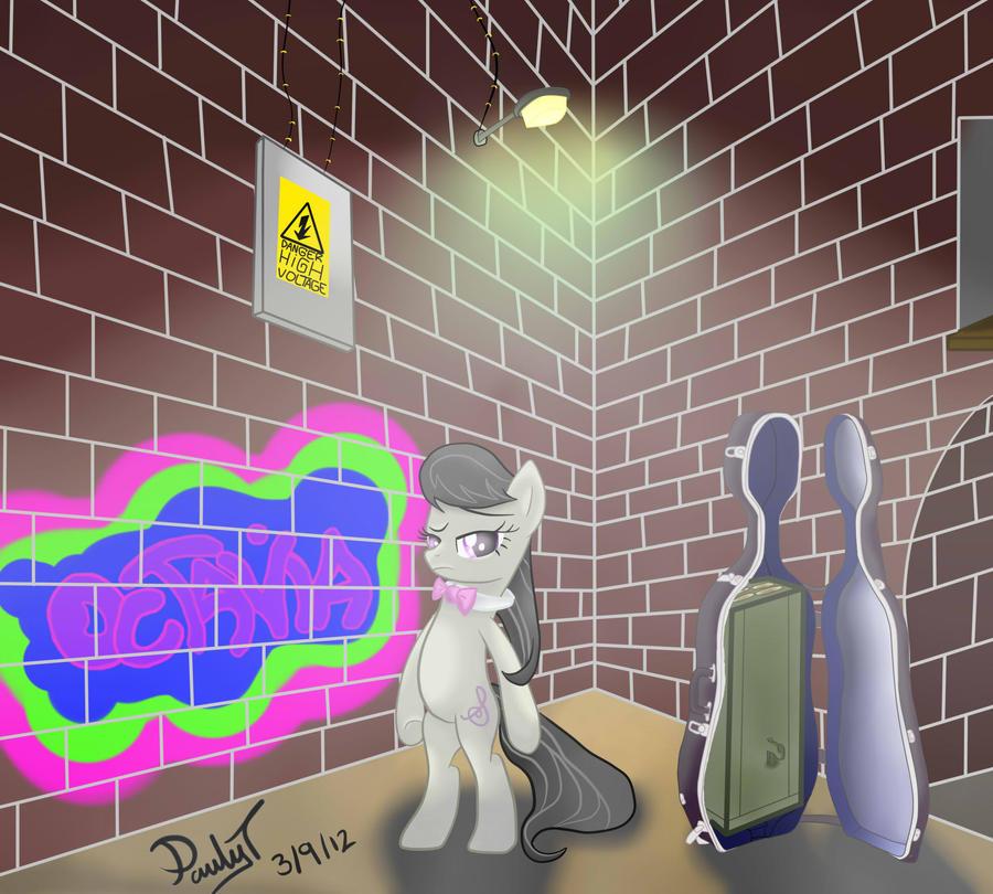Octavia packin heat! by paulyt7