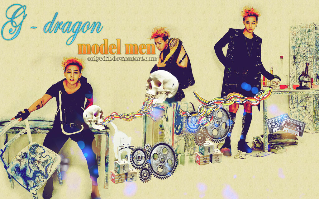 Model men by onlyedit