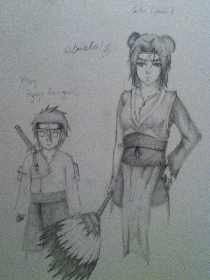 Tenten Sensei by AspiringMangaka94