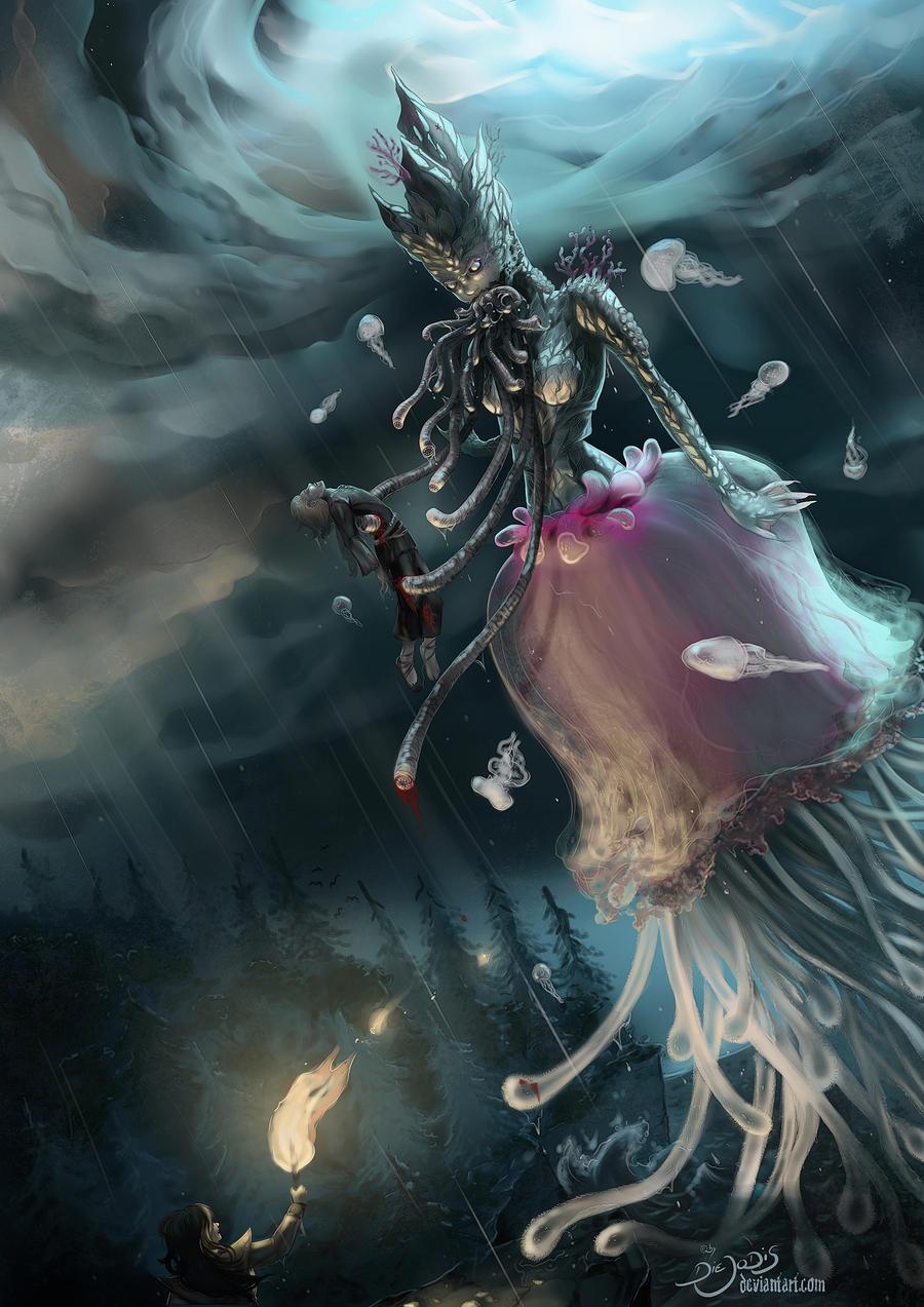 Medesta - Water Colossus by dieJodis